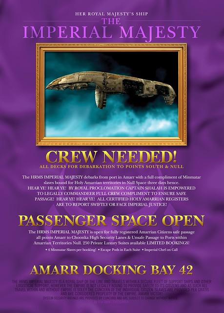 Crew Call:Amarr