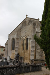 Eglise Saint-Martin de Fontaine d'Ozillac - Photo of Saint-Germain-de-Vibrac