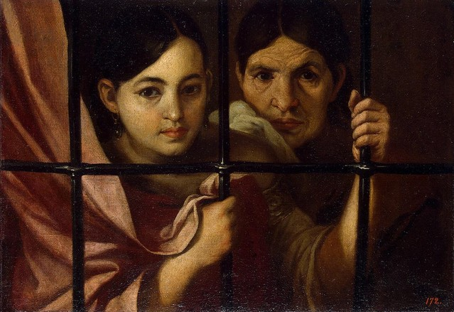异国画苑(905)西班牙画家牟利罗 (Bartolomé Esteban Murillo)作品 - 笑然 - xiaoran321456 的博客