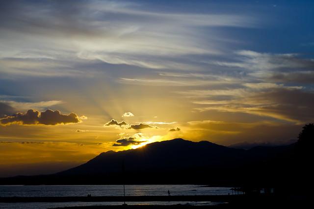 Marbella sundown