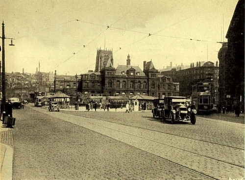 Forster Square - Post Office & Cathedral