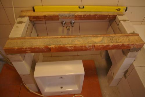 Fürdőkád beépítése