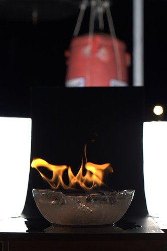 Fire and Ice Raw