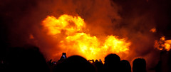 wildfire, event, fire, flame, explosion,