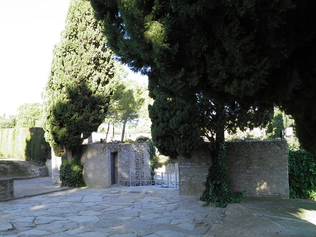 Town Wall, Italica