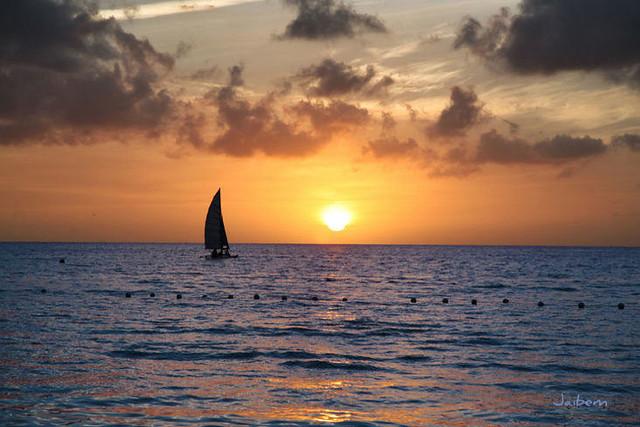 Jamaica Sunset