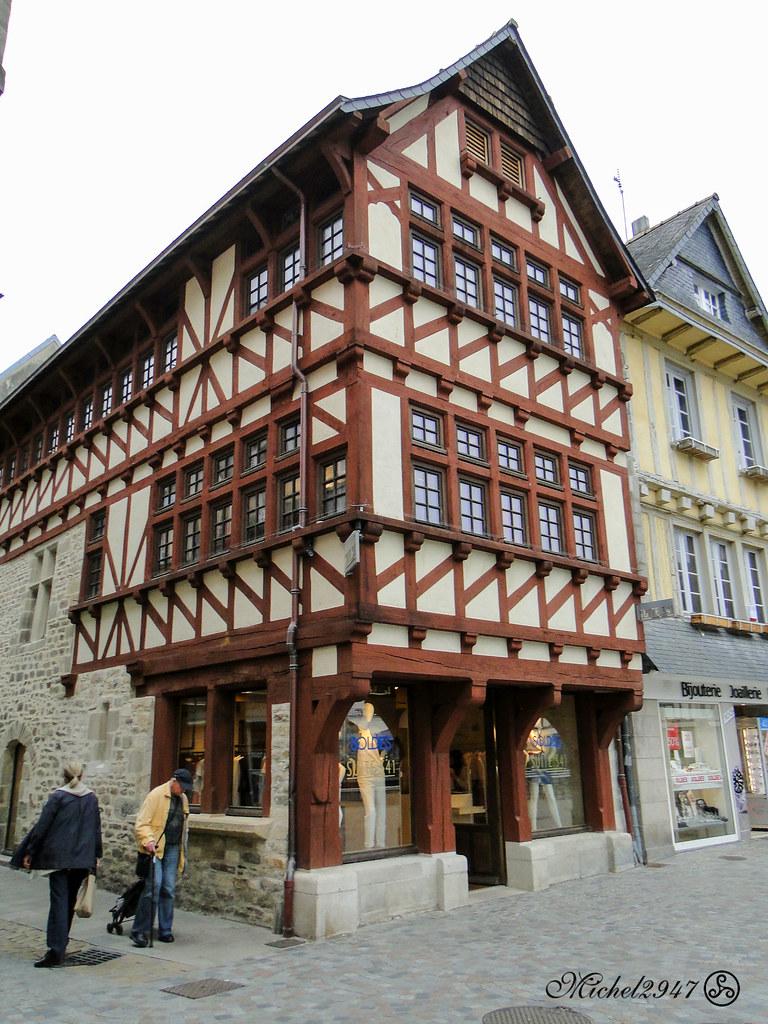 Hotel De La Gare  Quimper