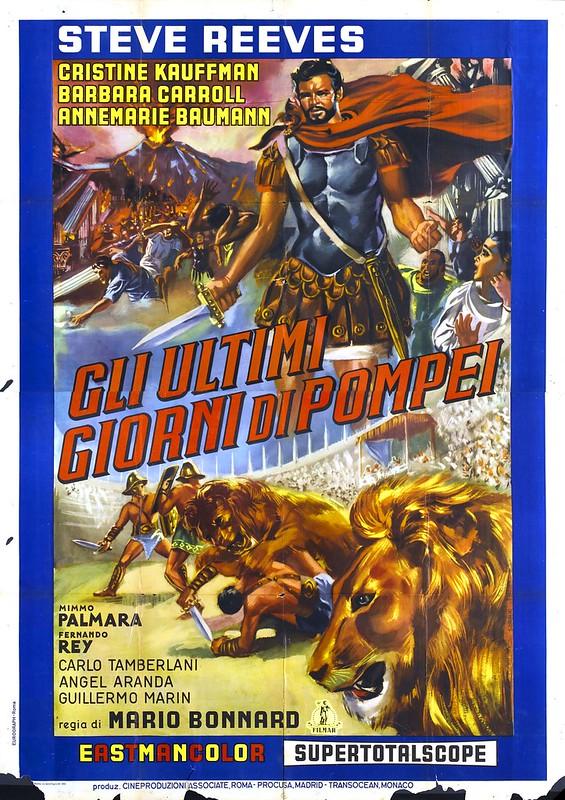 Gli Ultimi Giorni di Pompei - Poster 4