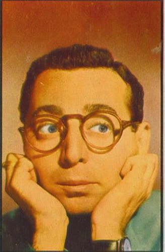 arnold stang behind the voice actors