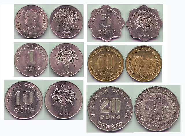 South VN coins (1)