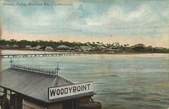 Woody Point, Moreton Bay, Queensland, ca. 1906