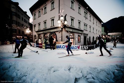 Ski Sprint Primiero 27 dicembre 2009