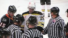 Providence Bruins vs. Adirondack Phantoms, January 8, 2010
