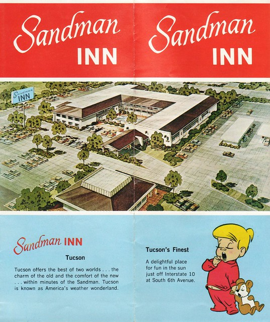 Sandman Inn  South Ridgewood Avenue Daytona Beach Fl