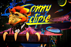 Daily Disney - Saturday Sights and Sounds - Sonny Eclipse