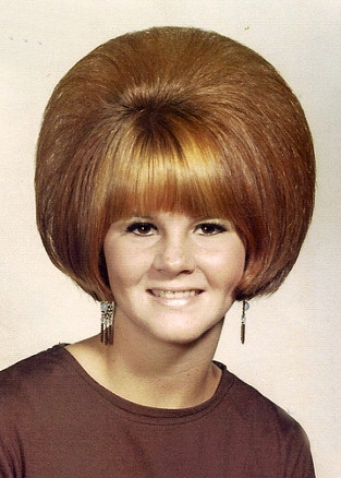Bouffant Hairstyles - a gallery on Flickr