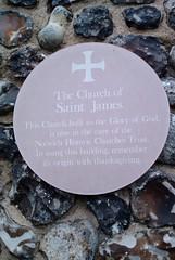 Photo of Brown plaque № 3912