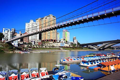 22J2碧潭吊橋
