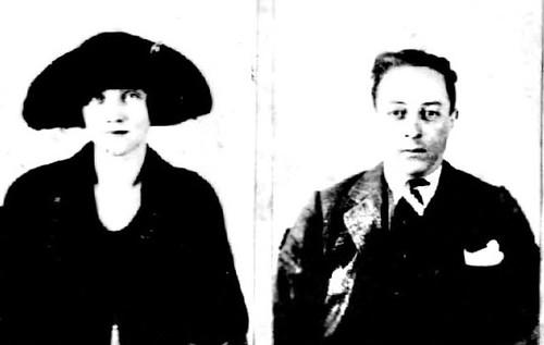 Dorothy Dickson and Carl Hyson 1921