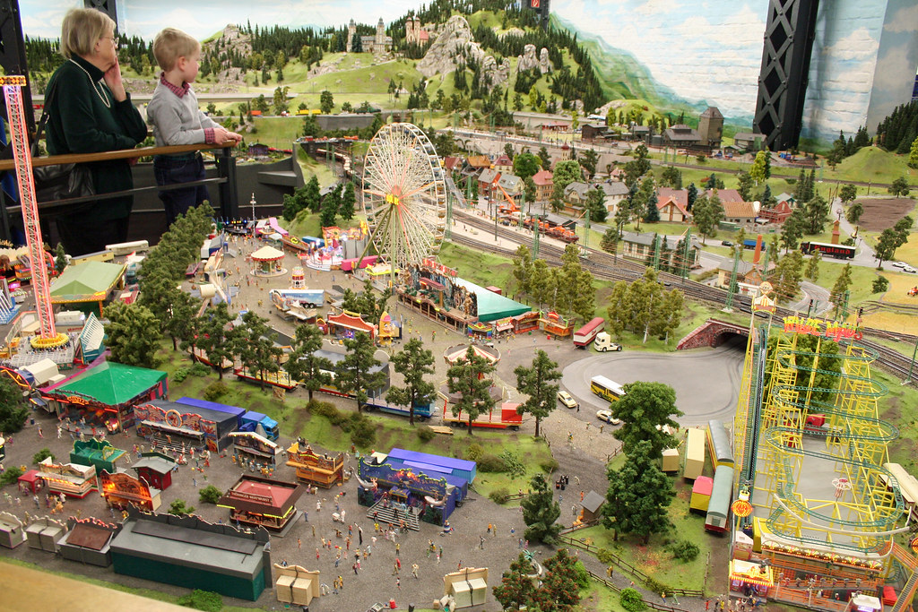 Miniature Park by Andrey Belenko, on Flickr