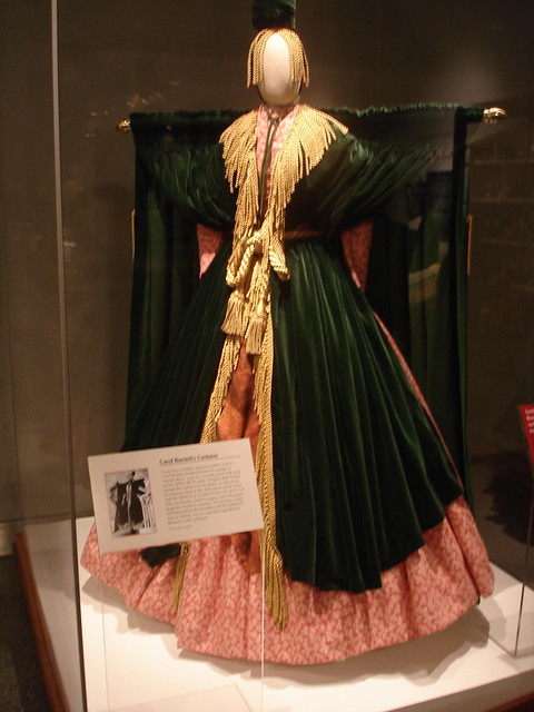 Carol Burnett's costume from the Gone With the Wind parody… | Flickr ...