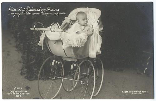 1908 Prince Ferdinand