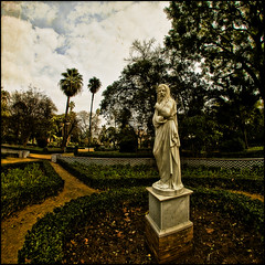 En el Jardín Hermético