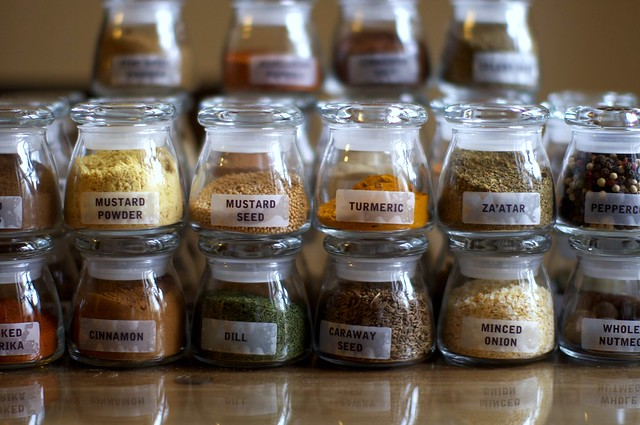 New Spice Bottles Flickr Photo Sharing