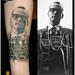 Mechanical Man Tattoo by chris toe fer