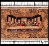 Hereke silken Carpet - Abendmahl Last Supper