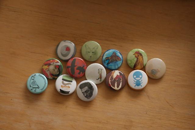button haul