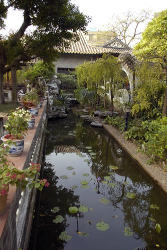 岭南园林——顺德清晖园