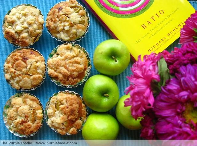Apple Cinnamon Muffins Using Cake Mix