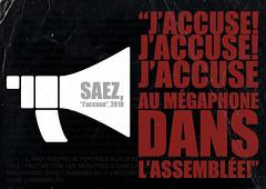 """J'accuse"" - Saez"