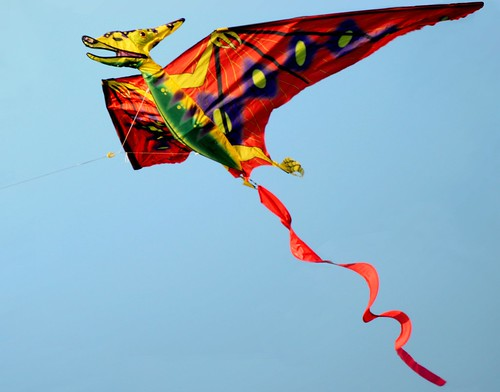 The Quetzalcoatl Kite