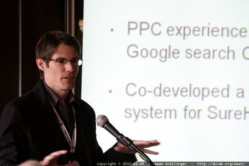 John Kelly speaking about advanced ppc