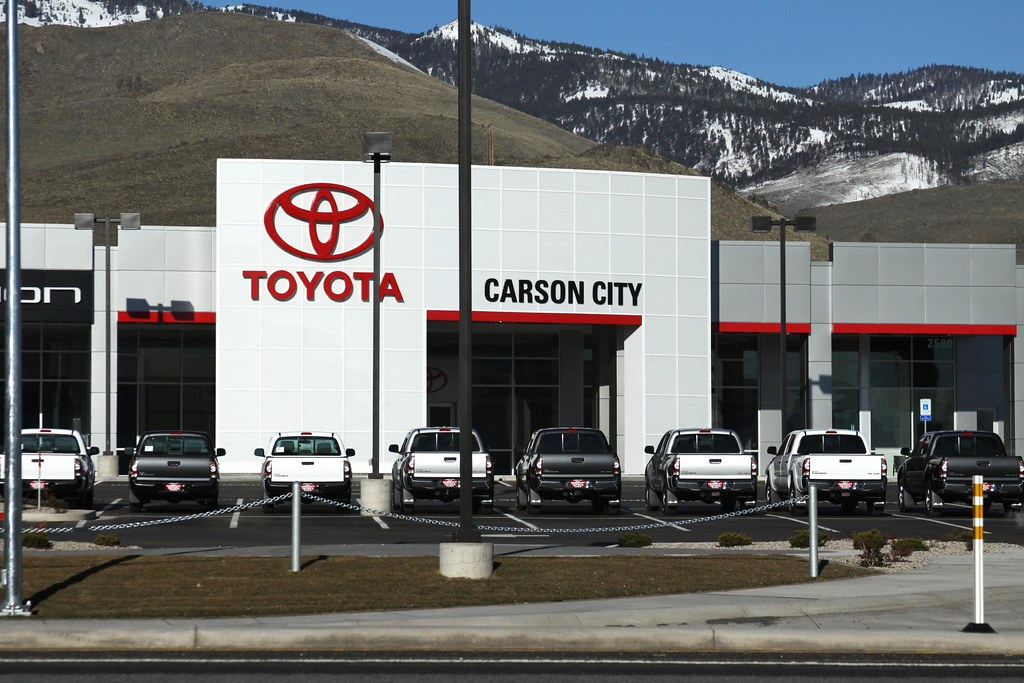carson city toyota opening around carson. Black Bedroom Furniture Sets. Home Design Ideas