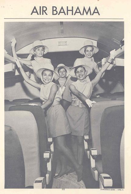Air Bahama 1970