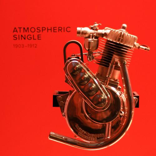 Harley Davidson Atmospheric Single