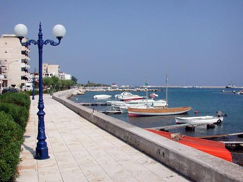 Πελοπόννησος - Κορινθία, Aποψη μικρού λιμανιού, Κιάτο
