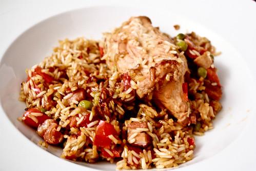Gastronomía y recetas, blog gastronomía, las mejores recetas de cocina, gastronomía, cocinar, recetas, arroz con pollo
