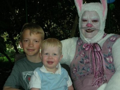 PHOTOS: 10 Terrifying Easter Bunnies