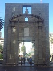 arch, landmark, architecture, monument, column, triumphal arch,