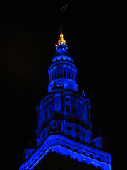 Blue for Autism Awareness
