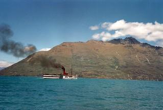 Steam Boat TSS Earnslaw