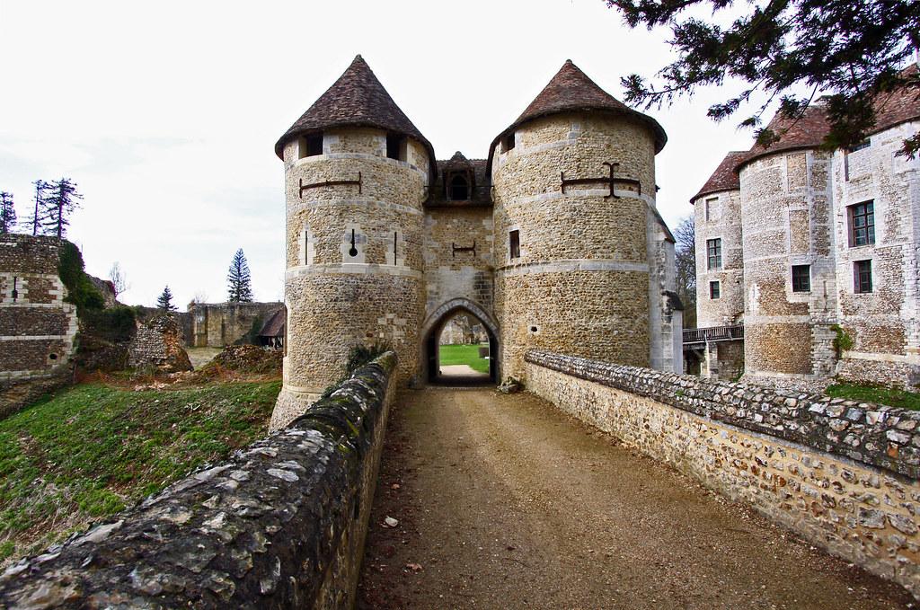 Domaine d'Harcourt