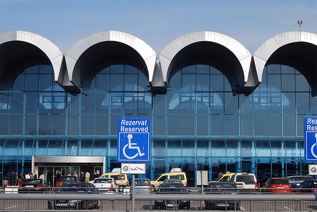 Henri Coandă International Airport Romania