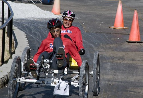 Great Moonbuggy Race Winners: Second Place, High School (NASA, April 10, 2010)
