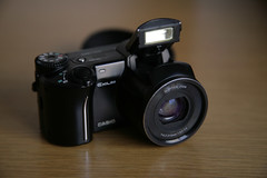 Casio Exilim EXP505 by Mr.FoxTalbot