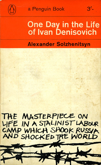 a day in the life of ivan denisovich One day in the life of ivan denisovich is his first literary work, the simple story of one day in a soviet concentration camp.